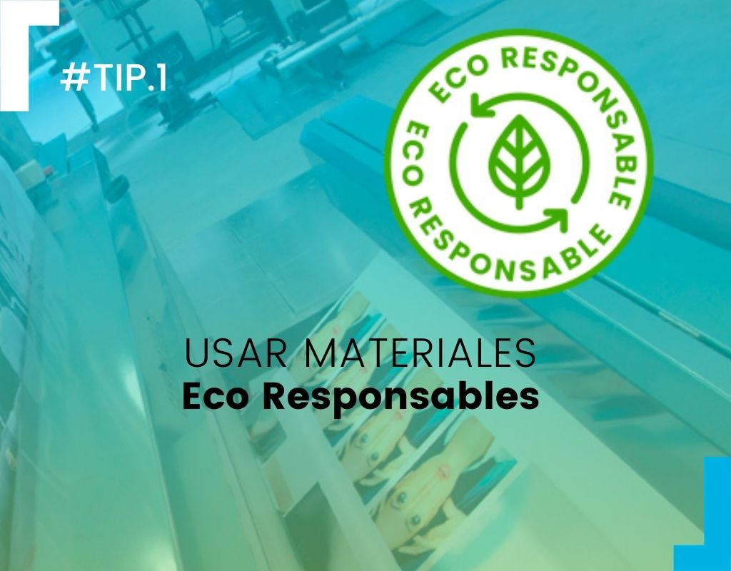 Materiales eco responsables