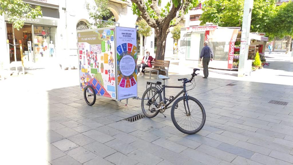 Expo bike